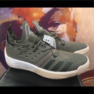 Brand New w/box Adidas Harden Vol 2 size 14